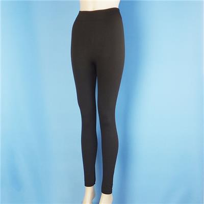 Thermal Thick Leggings as Pants Fashion for Winter Season Made in China