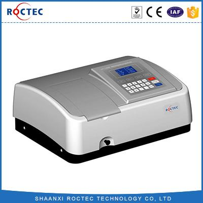 Chinese Manufacturer V-1800(PC) Visible Spectrophotometer 320-1100nm Wavelength