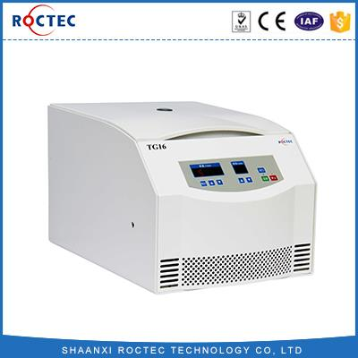 Factory Wholesales High Quality TG16C/TG16 Table Top High Speed Centrifuge