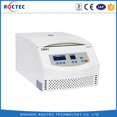 Wholesale Price TD4A Table Top Low Speed Centrifuge 4000rpm Rotate Speed