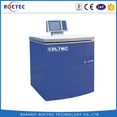 Laboratory Floor CDL7MC Super Capacity Refrigerated Centrifuge Desk Digital