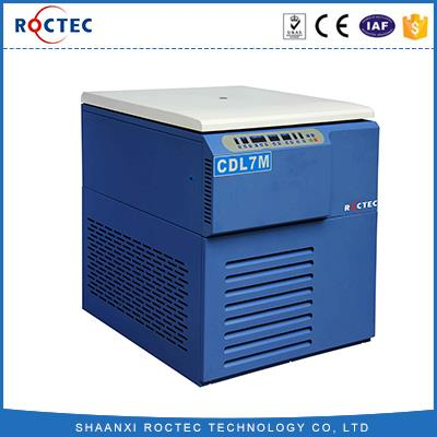 Laboratory Cheaper Floor CDL7M Low Speed Super Capacity Centrifuge