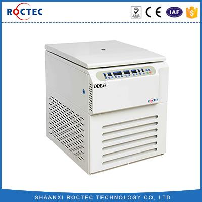 High Performance Floor DDL6/DDL6C Large Capacity Refrigerated Centrifuge