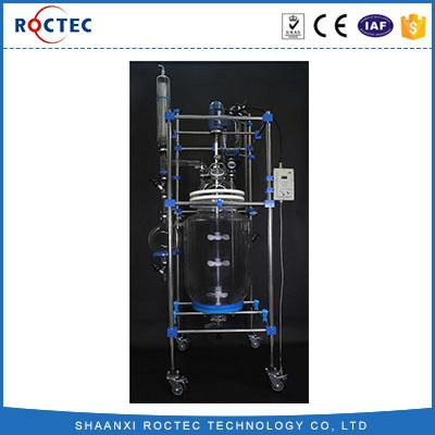 China Reactor Explosion-proof 150L Double Glass Reactor