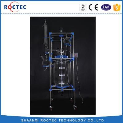 China Chemical Laboratory Glass Reaction Kettle