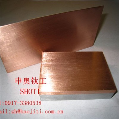 Best Selling Copper - Aluminum Clad Plate