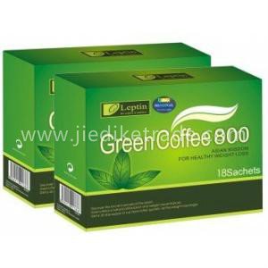 Natural Green Coffee 800 Leptin Slimming Coffee