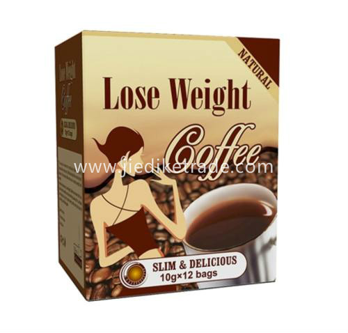 OEM/ODM Lose Weight Herbal Slimming Coffee