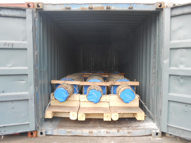 International Railway Transportation From Tianjin To Алматы-1