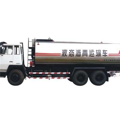 Truck-mounted Liquid Asphalt Tanker Is Used To Transport Asphalt With Different Types Of Capacity .