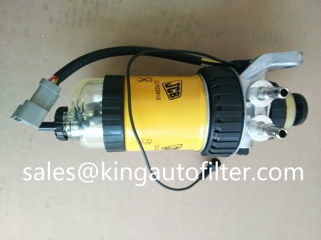 11 6285 Thermo King Fuel Filter Water Seperator Element Jcb 3cx 4cx Excavator Separator 32 925915 925914