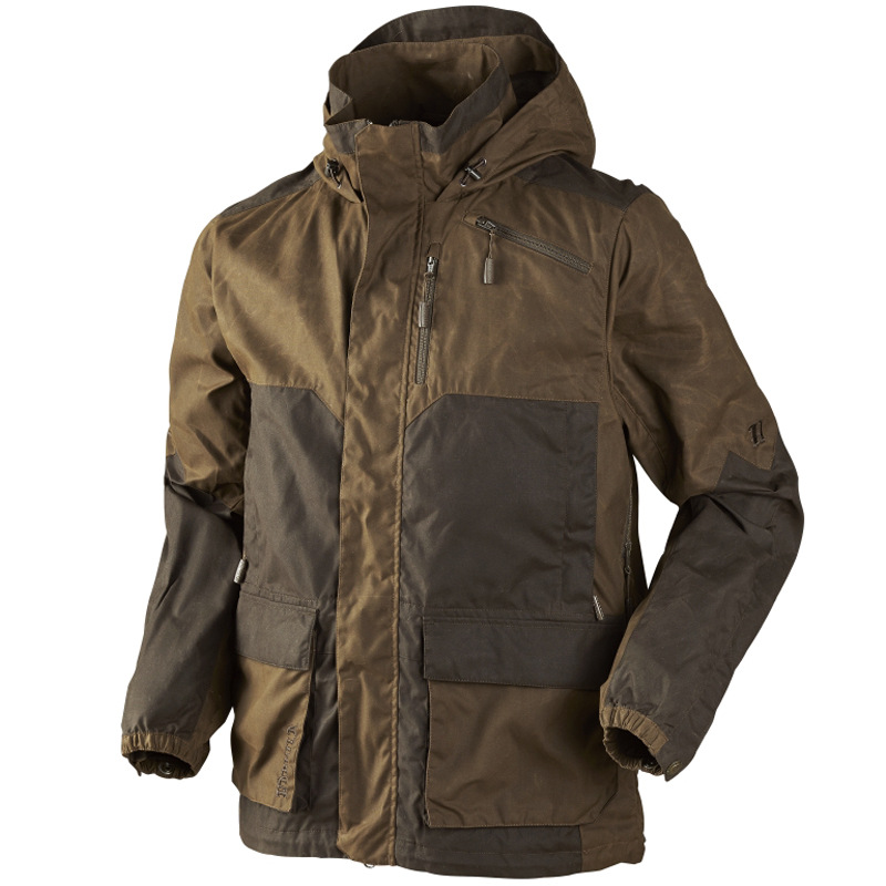 Heated hunting jacket
