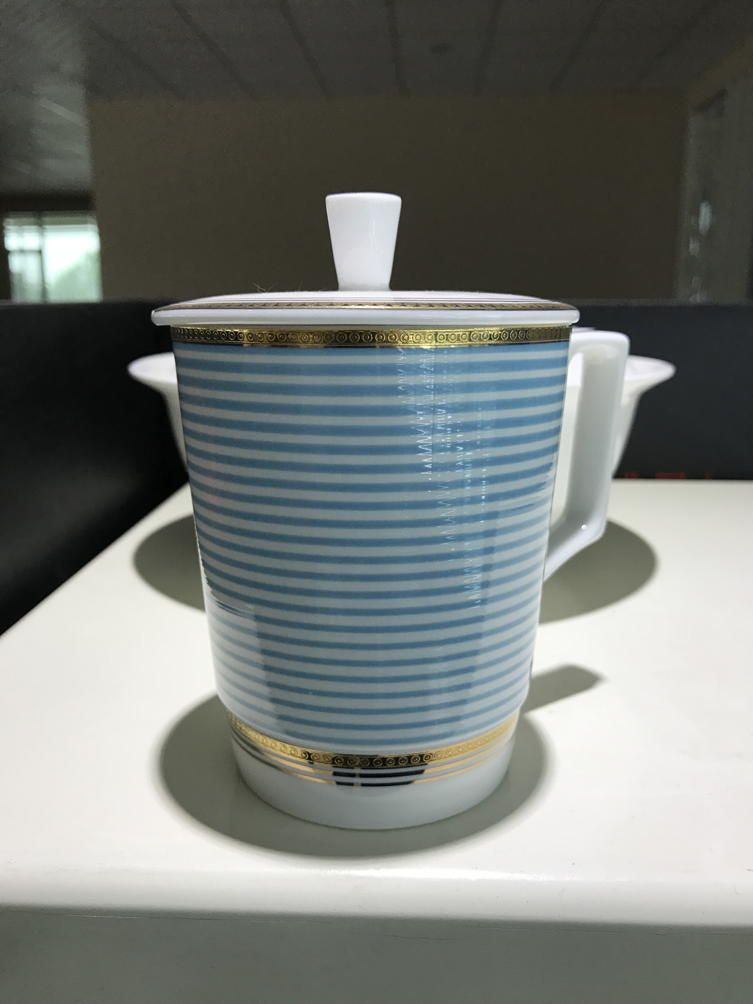 High-grade ceramic roasted coffee cups