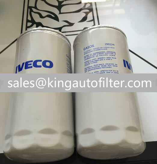 china filter factory 2992241 Iveco fuel filter truck fuelfilter