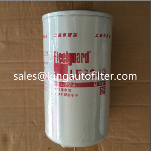 LF3349 Fleetguard Oil Filter made in china