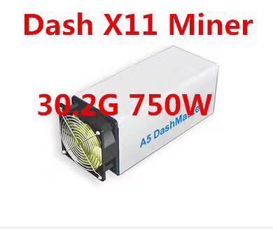 DM11G X11/Dash Miner (Hash Rate 10.8 GH/s ±5%, Power 810W)