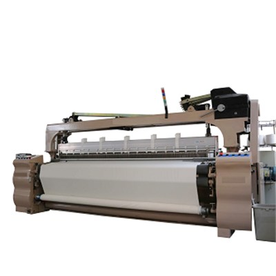 Low Price Economic Model JCA710 Dobby Shedding Smart Air Jet Loom For Cotton Fabric Weaving