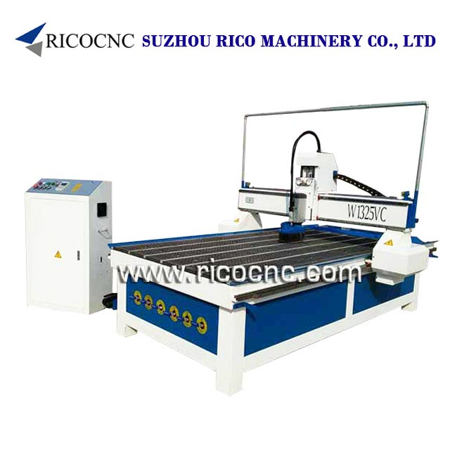 Wood Carving CNC Router MDF Panels Cutting Machine W1325VC