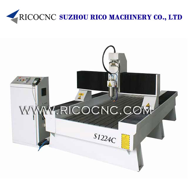 Stone Sculpture Carving Machine S1224C