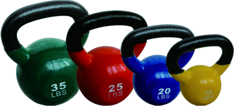 Kettlebell weights for kettlebell snatch and kettlebell squats
