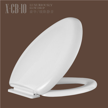 Ecomomical Model Plastic PP Toilet Seat Cover Cheap Price CB10