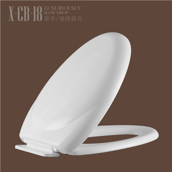Factory Price Economical Model Plastic Toilet Seat Cover CB18