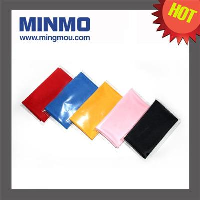 80%polyester+20% Polyamide Microfiber Eye Glasses Cleaning Cloth