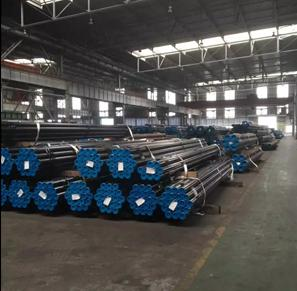 Seamless Carbon Steel Pipe, API 5L Gr.B, SCH 40, 6 Inch, 6000mm