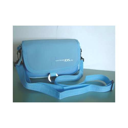 NDS Nintendo DS Lite Carry Case Bag Pouch Holder Blue
