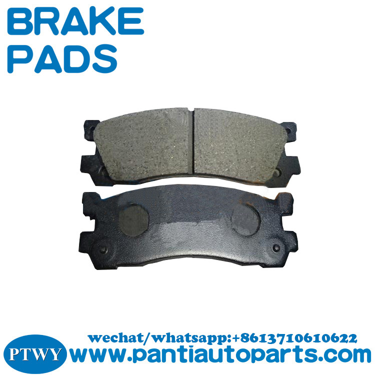 H266-26-48Z from brake pads factory direct auto parts