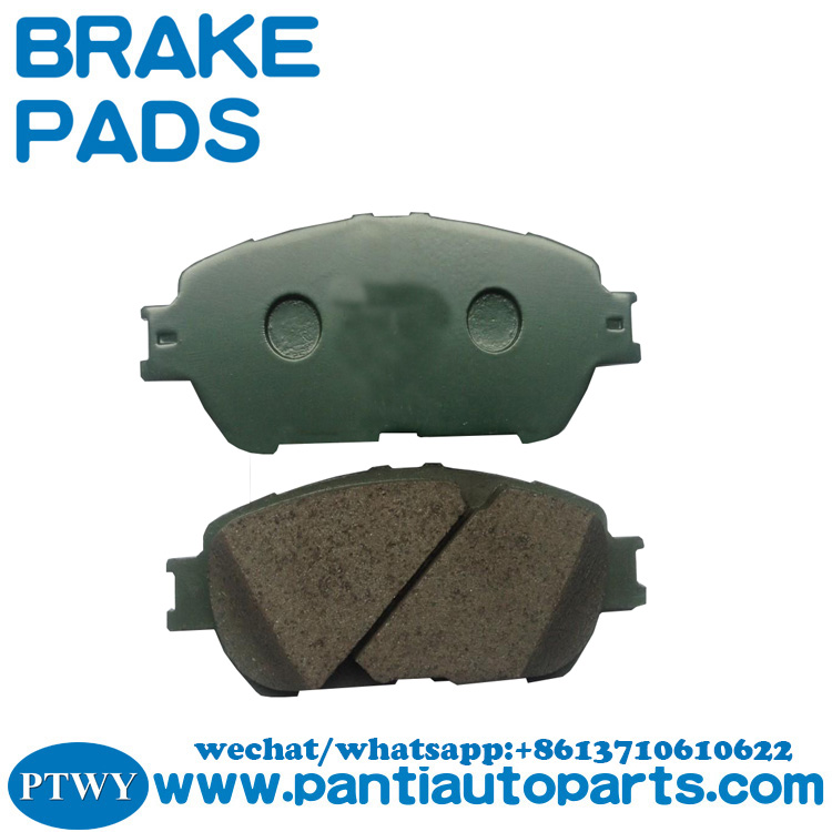 Top quality brake pads 04465-33270 for Toyota Lexus