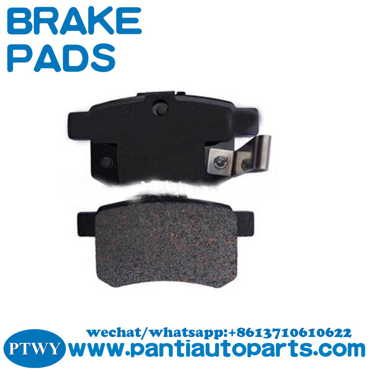 Wholesale brake pads for ACURA TSX HONDA Accord 43022-TA0-A00