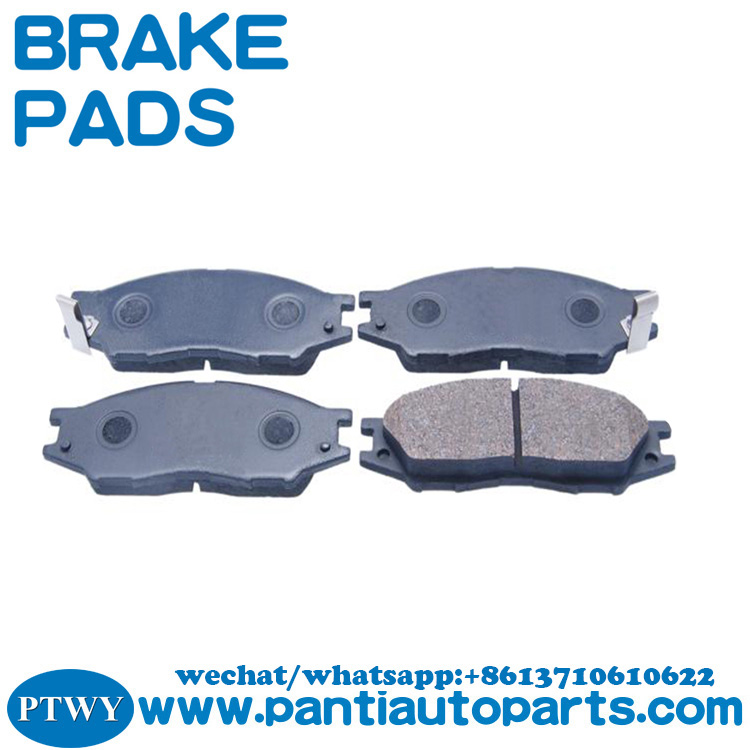 41060-6N091 auto parts brake pads