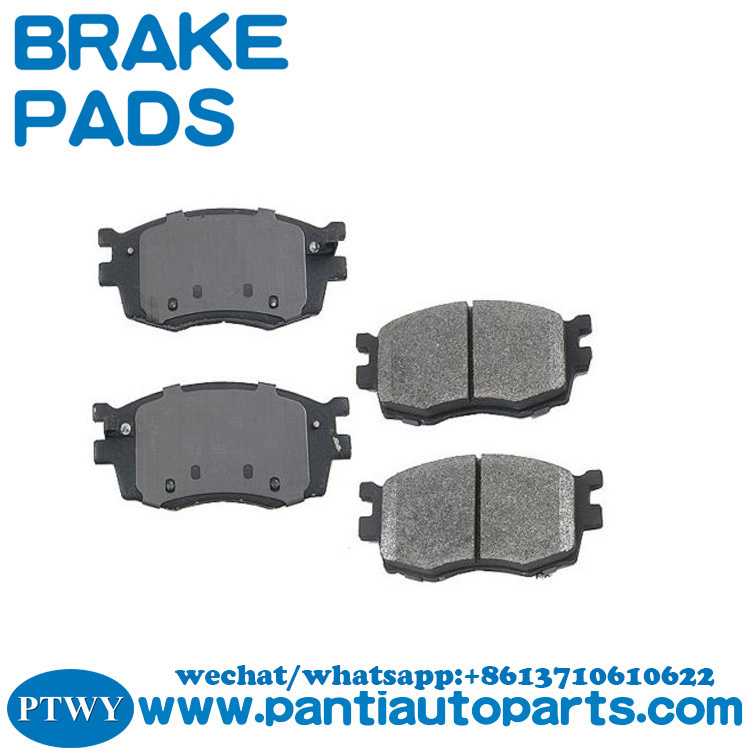 58101-1GA00 for hyundai sonata brake pads Set