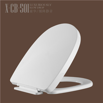 One piece wc seat toilet seat cover price CB501