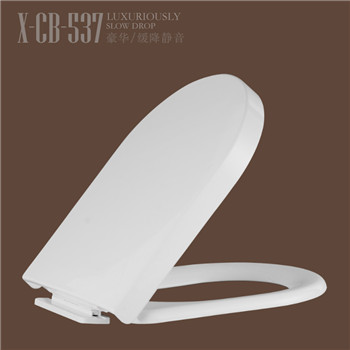 Slow fall toilet seat cover cera toilet seat CB537