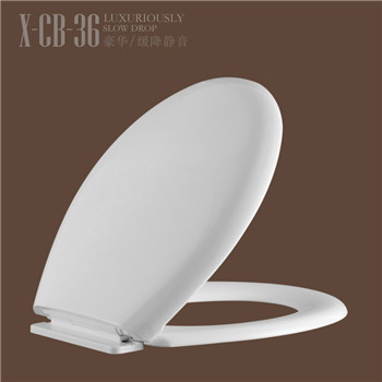 plastic round toilet seat type made in china CB36