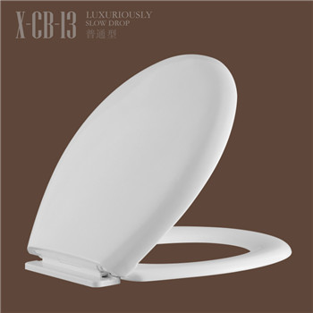 Chaozhou plastic WC seat cover toilet bowl covers CB13
