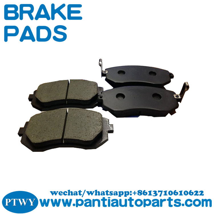 Auto parts manufacturer genuine brake pads for subaru OEM26296-FE020