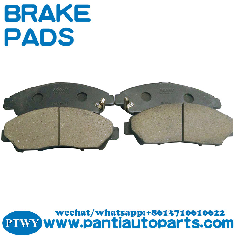 Best rated brake pads 43022-STX-A00 for accord Disc brake pads