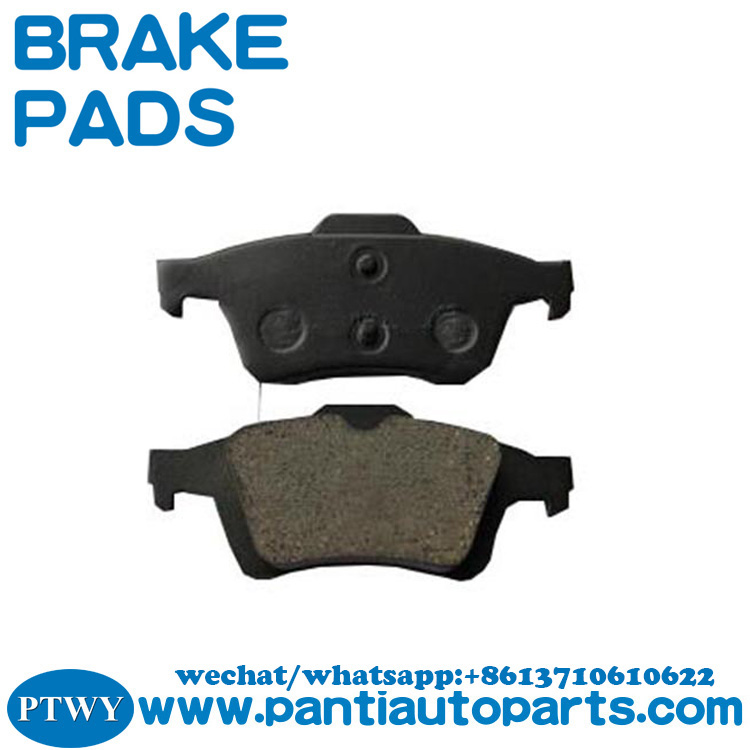 BPYK-26-48ZA for ford brake pads aftermarket auto car parts