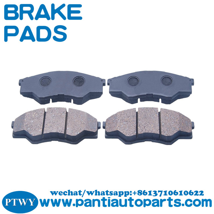 Brake pads for Toyota HILUX 04465-0K010 04465-0K160