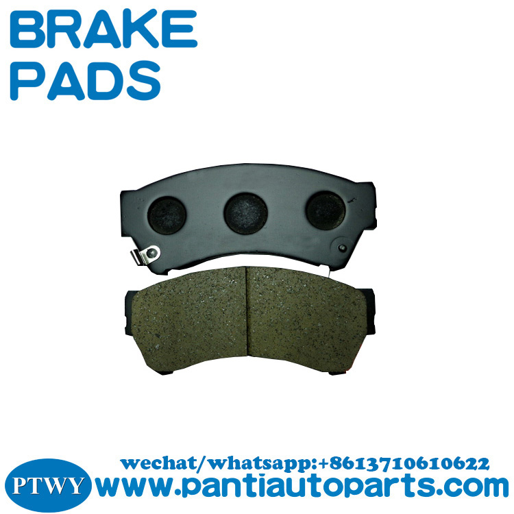 brake pads gsyd-33-23za for mazda 6 brake pads replacement