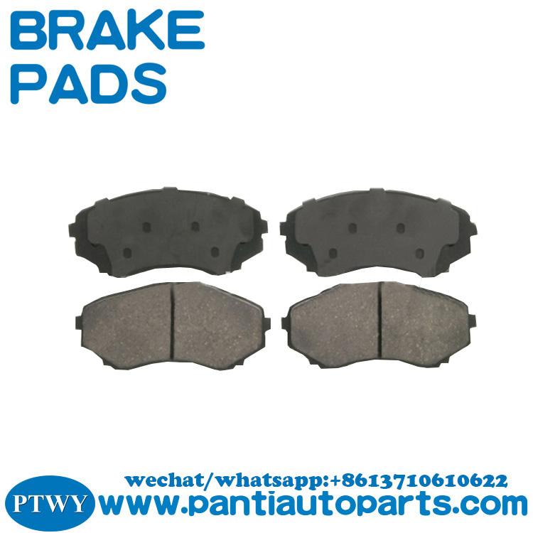 CBZ2-33-22Z from top brake pad parts manufacturers