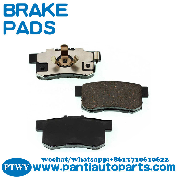 For HONDA Accord Crosstour Rear Semi Metal With Ceramic Disc Brake Pad 43022-S9A-010