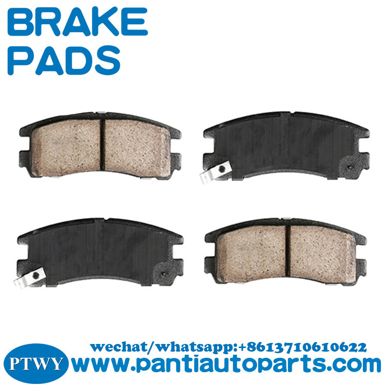 For MITSUBISHI Japanese Car Parts Genuine Disc Brakes Pads  MB 857 336