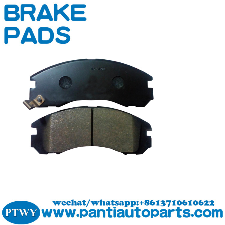 For MITSUBISHI Lancer Parts Brake Pads MR569225 2429101
