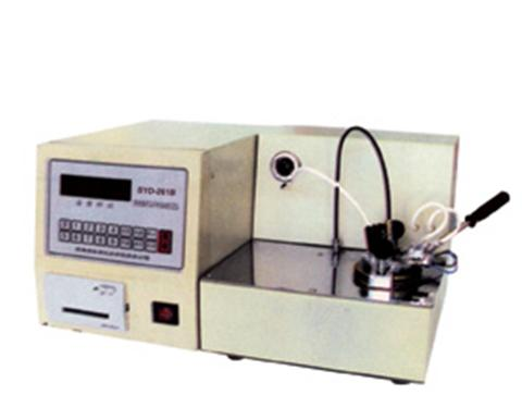 Freezing Point Tester