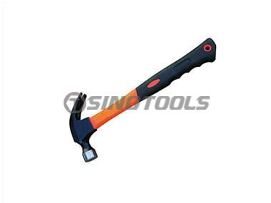 Claw Hammer with Black-Lacquered Head