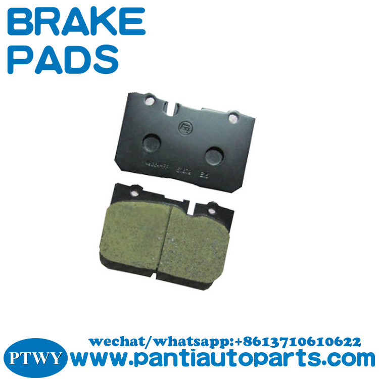 Front Brake Pad for Toyota LEXUS